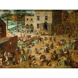Pieter Bruegel   Питер Брейгель - Детские игры