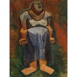 Pablo Picasso | Пабло Пикассо - Фермерша