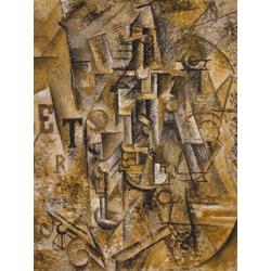 Pablo Picasso | Пабло Пикассо - Бутылка рома