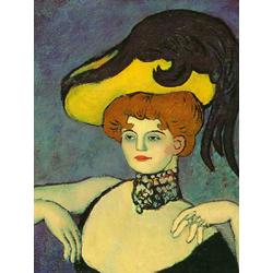Pablo Picasso | Пабло Пикассо - Куртизанка