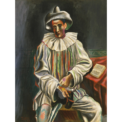 Pablo Picasso | Пабло Пикассо - Пьеро