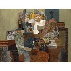 Pablo Picasso | Пабло Пикассо - Натюрморт с фруктами