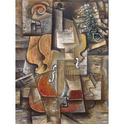 Pablo Picasso | Пабло Пикассо - Скрипка и виноград