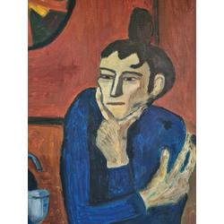 Pablo Picasso | Пабло Пикассо - Любительница абсента