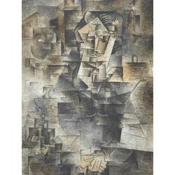 Pablo Picasso | Пабло Пикассо - Портрет Даниэля Анри