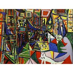 Pablo Picasso | Пабло Пикассо - Менины по Веласкесу
