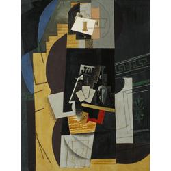 Pablo Picasso | Пабло Пикассо - Картежник