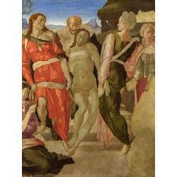 Michelangelo | Микеланджело - Положение во гроб