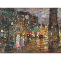 Korovin Konstantin   Коровин Константин - Париж