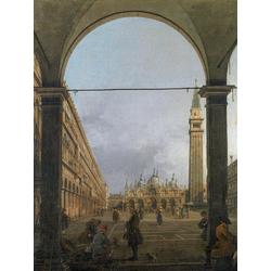 Canaletto | Каналетто - Венеция, Сан Марко