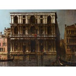 Canaletto | Каналетто - Венеция, Палаццо Гримани