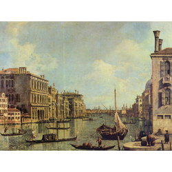 Canaletto - View of the Grand Canal | Каналетто