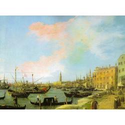 Canaletto - The Riva Degli Schiavoni | Каналетто
