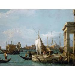 Canaletto - The Punta della Dogana | Каналетто