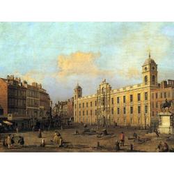 Canaletto - Northumberland House | Каналетто