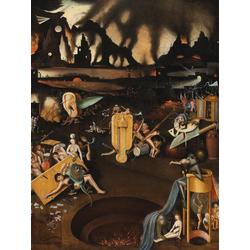 Jheronimus Bosch | Иероним Босх - Сад земных наслаждений