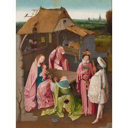 Jheronimus Bosch | Иероним Босх - Поклонение волхвов
