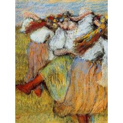 Edgar Degas | Дега Эдгар - Русские танцовщицы