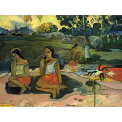 Paul Gauguin | Гоген Поль - Чудесный источник