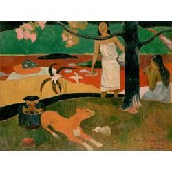 Paul Gauguin | Гоген Поль - Таитянские пасторали