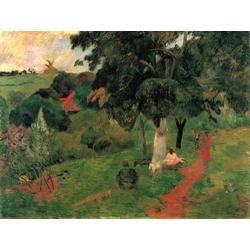 Paul Gauguin | Гоген Поль - Приход и уход