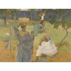 Paul Gauguin | Гоген Поль - Плоды манго