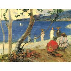 Paul Gauguin | Гоген Поль - Морское побережье