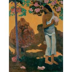 Paul Gauguin | Гоген Поль - Месяц Марии