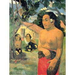 Paul Gauguin | Гоген Поль - Куда ты идёшь