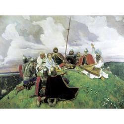 Васнецов Виктор - Боян