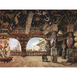 Васнецов Виктор - Палаты Царя Берендея