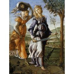 Sandro Botticelli - The Return of Judith, 1467   Сандро Боттичелли