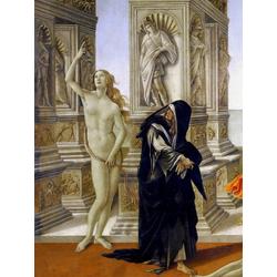 Sandro Botticelli   Сандро Боттичелли - Клевета