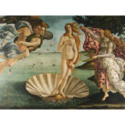 Sandro Botticelli   Сандро Боттичелли - Рождение Венеры