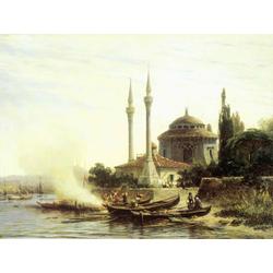 Боголюбов Алексей - Золотой рог в Константинополе