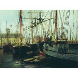 Боголюбов Алексей - Антверпен, 1854