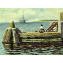 Боголюбов Алексей - Амстердамская пристань