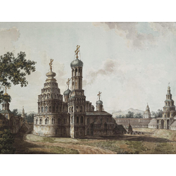 Алексеев Фёдор Яковлевич - Новый Иерусалим. Собор Воскресения Христова