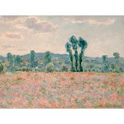 Monet Claude | Клод Моне | Поле маков