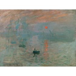 Monet Claude | Клод Моне | Впечатление. Восходящее солнце