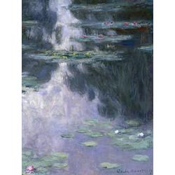 Monet Claude | Клод Моне | Водяные лилии