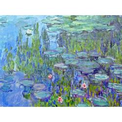 Monet Claude | Клод Моне | Water Lilies