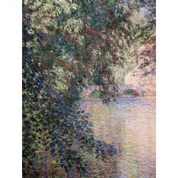 Monet Claude | Клод Моне | Watermill at Limetz