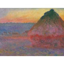 Monet Claude | Клод Моне | Стога сена