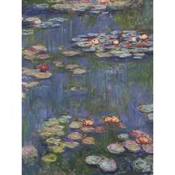 Monet Claude | Клод Моне | Кувшинки