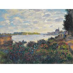Monet Claude | Клод Моне | The Seine at Argenteuil