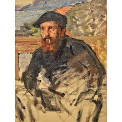 Monet Claude | Клод Моне | Self-Portrait with a Beret