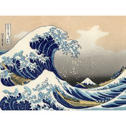 Кацусика Хокусай | Большая волна в Канагаве