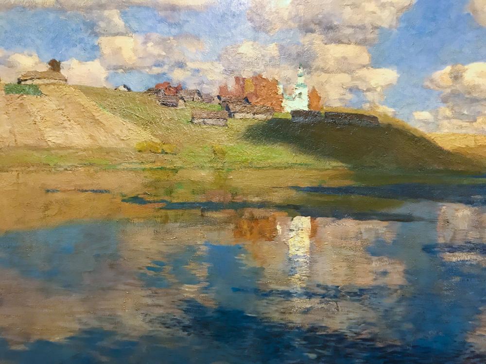 Levitan Isaak | Исаак Левитан | Озеро
