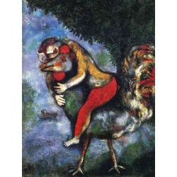 Chagall Marc | Шагал Марк | Петух